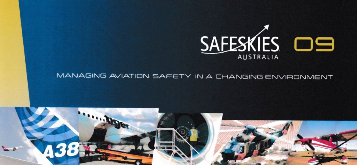 Safeskies 2009 banner